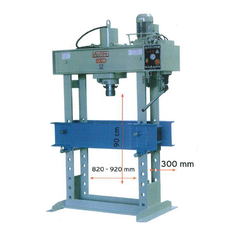 Workshop Press Machine