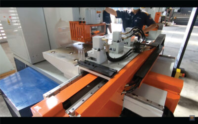 HOW TO OPERATE/USE – CNC Punching Machine Make Hole Marking Easier Before Hole Punch