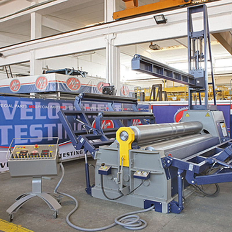 Plate Rolling Machine Supplier Malaysia